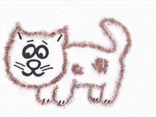 нетрадиційне заняття з малювання молодша група займ за 30 минут